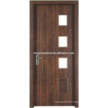 Composite materials toilet doors