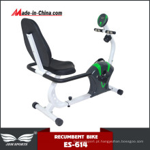 Novo Estilo Outstanding Silent Magnetic Resistência Recumbent Bike / Body Fitness Equipment
