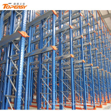heavy duty warehouse storage system drive-in pallet rack