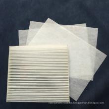 Automotive Spunbond Nonwoven Fabric Cabin Air Fiter Media
