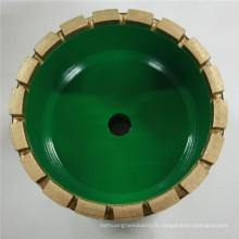 La meilleure roue de meulage de diamant de la Chine pour le carbure d'industrie d'outil de carreau de céramique en gros