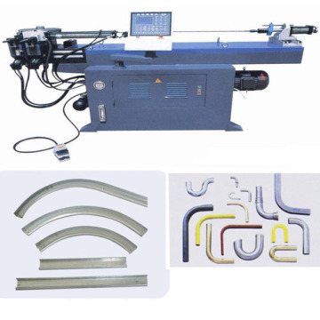 Hydraulic automatic bending orbit machine