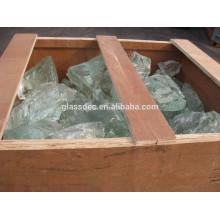 slag glass rock in stock