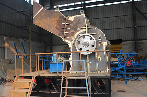 Briquette Recycling Machine