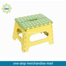 High Quality Plastic Foldable Step Stool