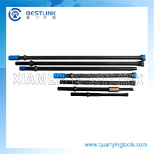 Quarry Rock Tapered Drill Rods Hex 25
