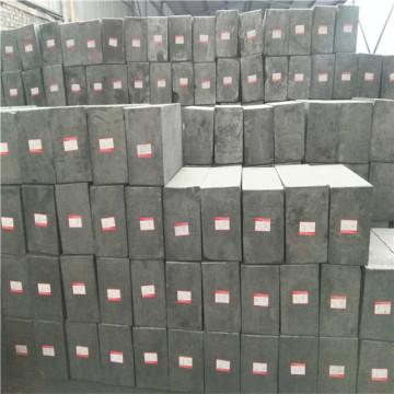 Crisol de grafito moldeado de alta pureza