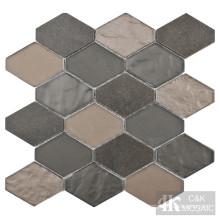 stone glass mosaic tile sheets