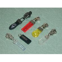 # 5 PVC Zipper Slider Auto Lock Benutzerdefinierte Materialien