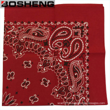 50 * 50cm Paisley Cotton Cowboy Head Wrap Bandanas