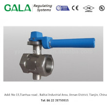 china high quality and best price screw type butterfly valve of water system