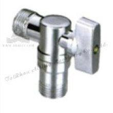 Vanne d'arrêt d'angle de toilette en laiton (YD-5033)