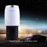 Cup shape Air purifier car air purifier 2017