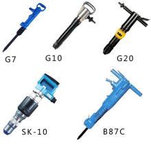 Г7,Г8,Г10,Г12,Г20 пневматический молоток Jack