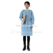 Enfermeira esfrega / uniforme médico de alta qualidade / uniforme de enfermeira / bata de laboratório