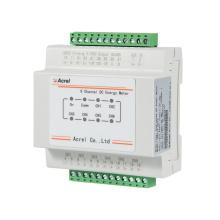 Телекоммуникационная вышка, базовый счетчик электроэнергии постоянного тока, 6 цепей