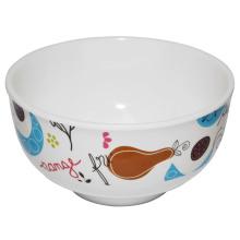 Bol de soupe mélamine / Beautiful Fruit Seriese / 100% de vaisselle en mélamine (GD708)