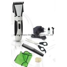 Heimgebrauch Kabellose Wiederaufladbare Haarschnitt Kit/Haarschneider