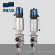 Válvula de inversión inteligente Penumatic sanitaria (IFEC-PR100001)