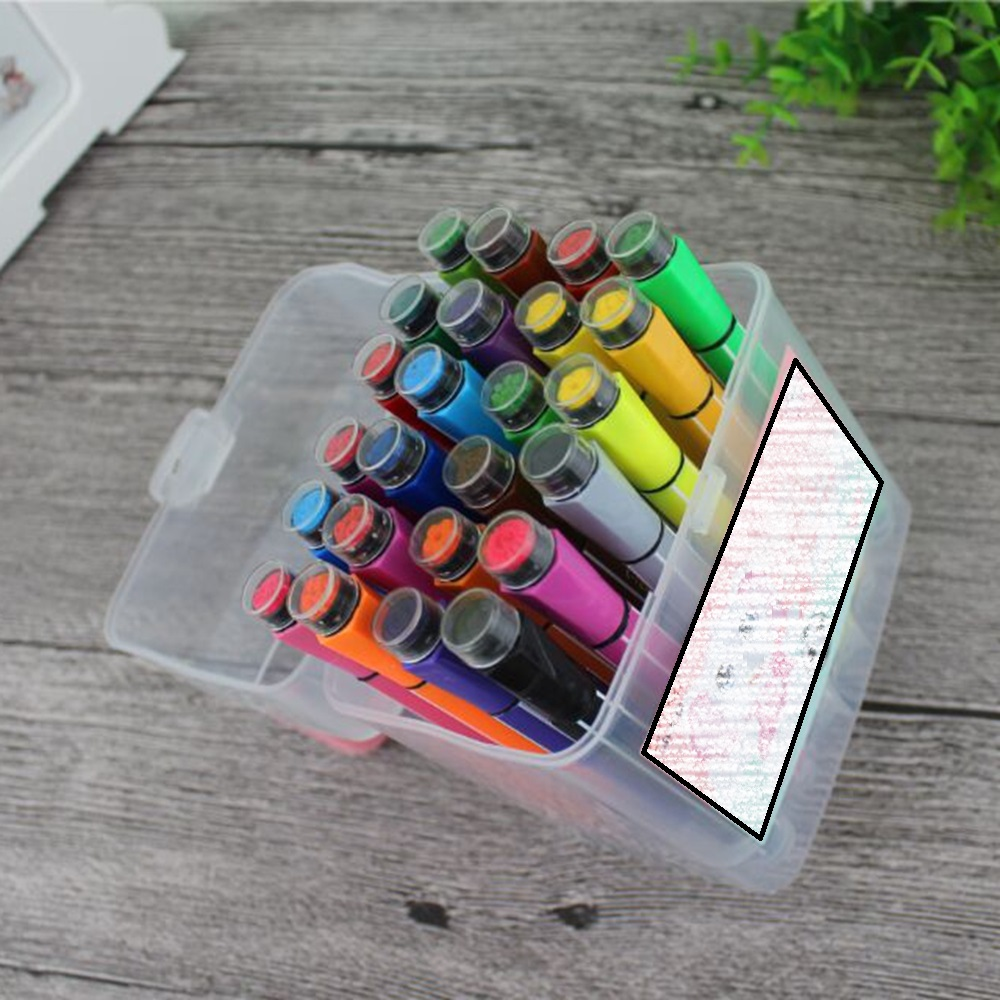 Water Color Brush Pens Set 24-color