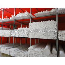 Productos moldeados 6mm-330mm semi-acabados blanco / negro de stock adecuados en timeTurcite-B PTFE / F4 / Teflon Rod / barra / redondo