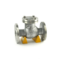 kinerja tinggi counter berat cast iron ball check valve atau check valve