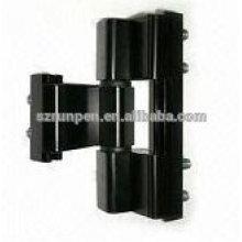 Dobradiça de alumínio de precisão de perfuração CNC
