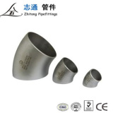 Stainless Steel 45 Degree Elbow (ZT-001)