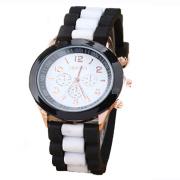 Reloj de cuarzo de las señoras diseñador Ginebra