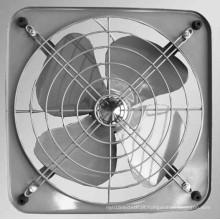 Ventilador de exaustão industrial / 100% cobre / CB padrão