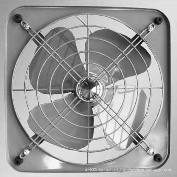 Ventilador de escape industrial / 100% cobre / CB estándar