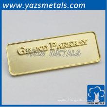 2014 tag de nome de metal