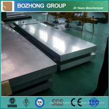 Plaque d'alliage d'aluminium norme ASTM de haute qualité 6063