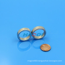 NdFeB Neo neodymium ring shaped rare earth magnet