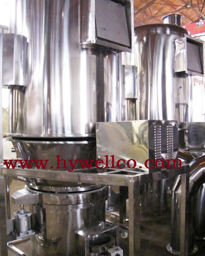 GFG High Efficiency Fluidized Bed Drying Machine