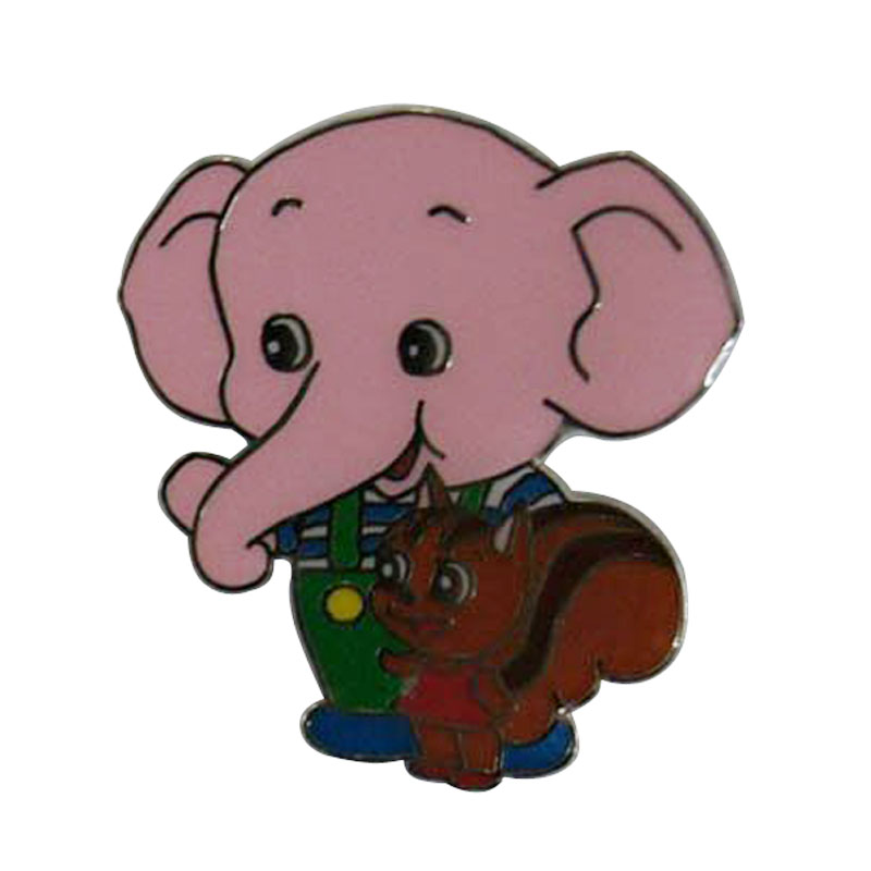 Elephant Lapel Pin