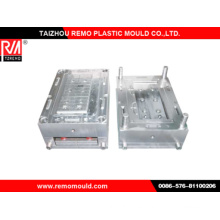 Caja de batería de coche de plástico