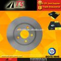 Alto rendimiento OEM calidad piezas de automóviles disco de freno de disco de freno para FORD F0SZ1L104A disco de freno fabricante