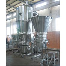 Bottom price for Fluid Bed Granulator FLP Fluid-bed Granulator Pelletizer Coater supply to Haiti Suppliers