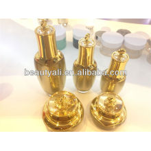 Cosmetic Packaging Shining New Style Acrylic Cosmetic Bottle