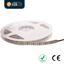 3 Year Warranty Flexible/Rope 30LEDs DC12V 6watt SMD5050 Non-Waterproof IP65 LED Strip Light