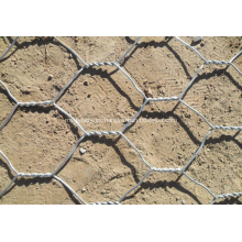 malla de alambre galvanizado eléctrico