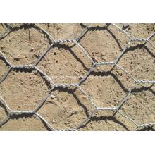 rede de arame galvanizada elétrica