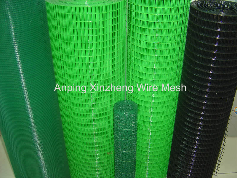 Welded Wire Mesh PVC