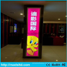 Super Slim LED Poster Light Box Frame