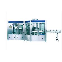 Automatische Spülung Füllen Capping Maschine