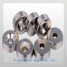Clientes diseñado Motor imán permanente magnética neodimio