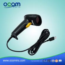 OCBS-L008-PS2 100 scans / seg Escáner de código de barras láser portátil
