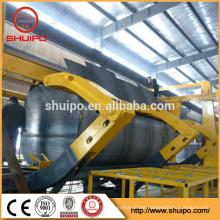 SHUIPO Tank Rolling Machine Bending Machine For Fuel Tank