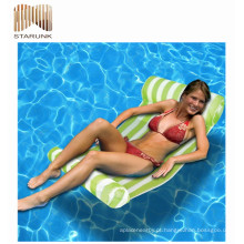 high-end de água hammock lounge piscina float brinquedos made in china